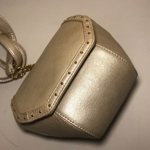 New HOBO brand Jazz crossbody bag in frost